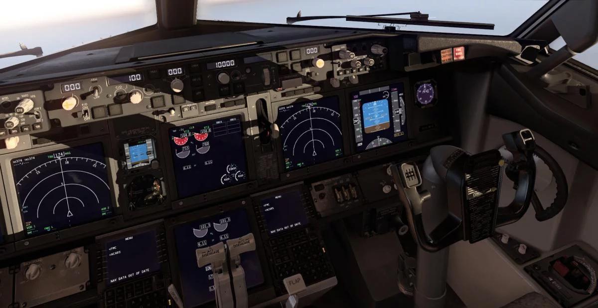 Enrico del Bono releases PBR Textures for the Zibo 737-800