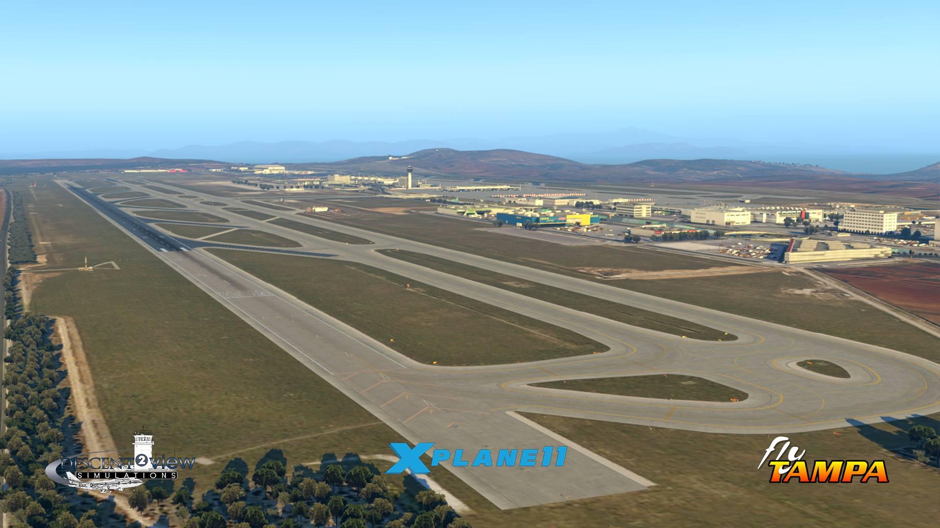 FlyTampa Athens (LGAV) Coming to X-Plane 11 | Threshold