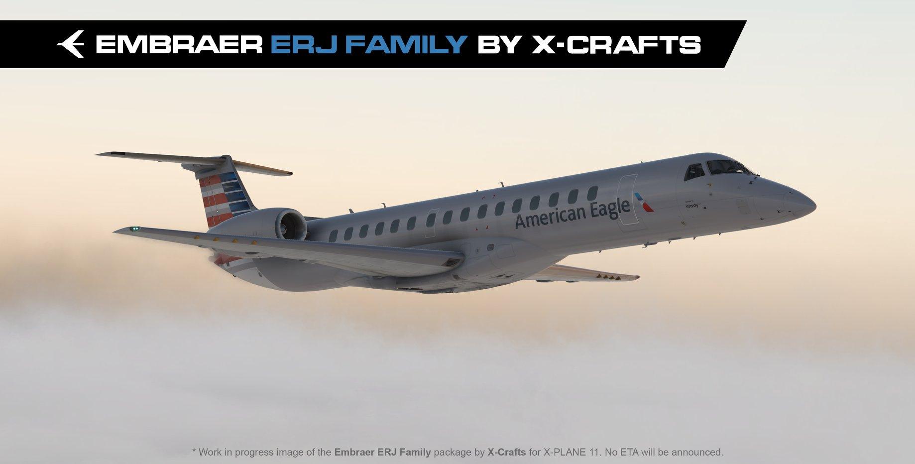X Plane 11 Freeware Erj