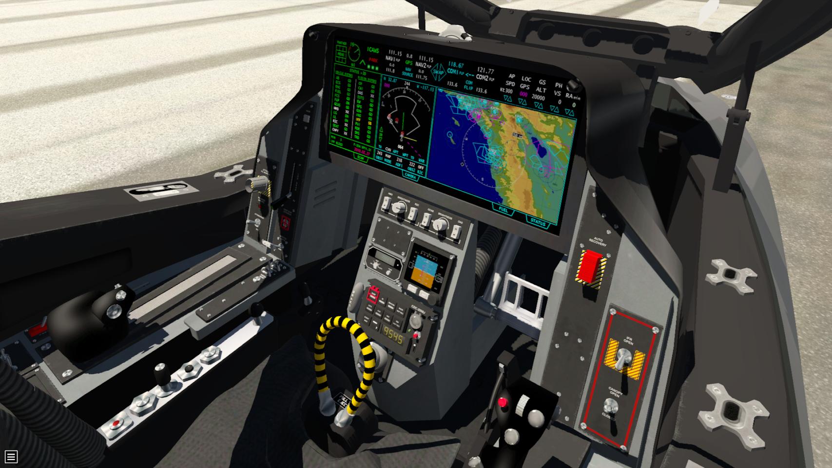 AOA Simulations Releases F-35A Lightning II | Threshold