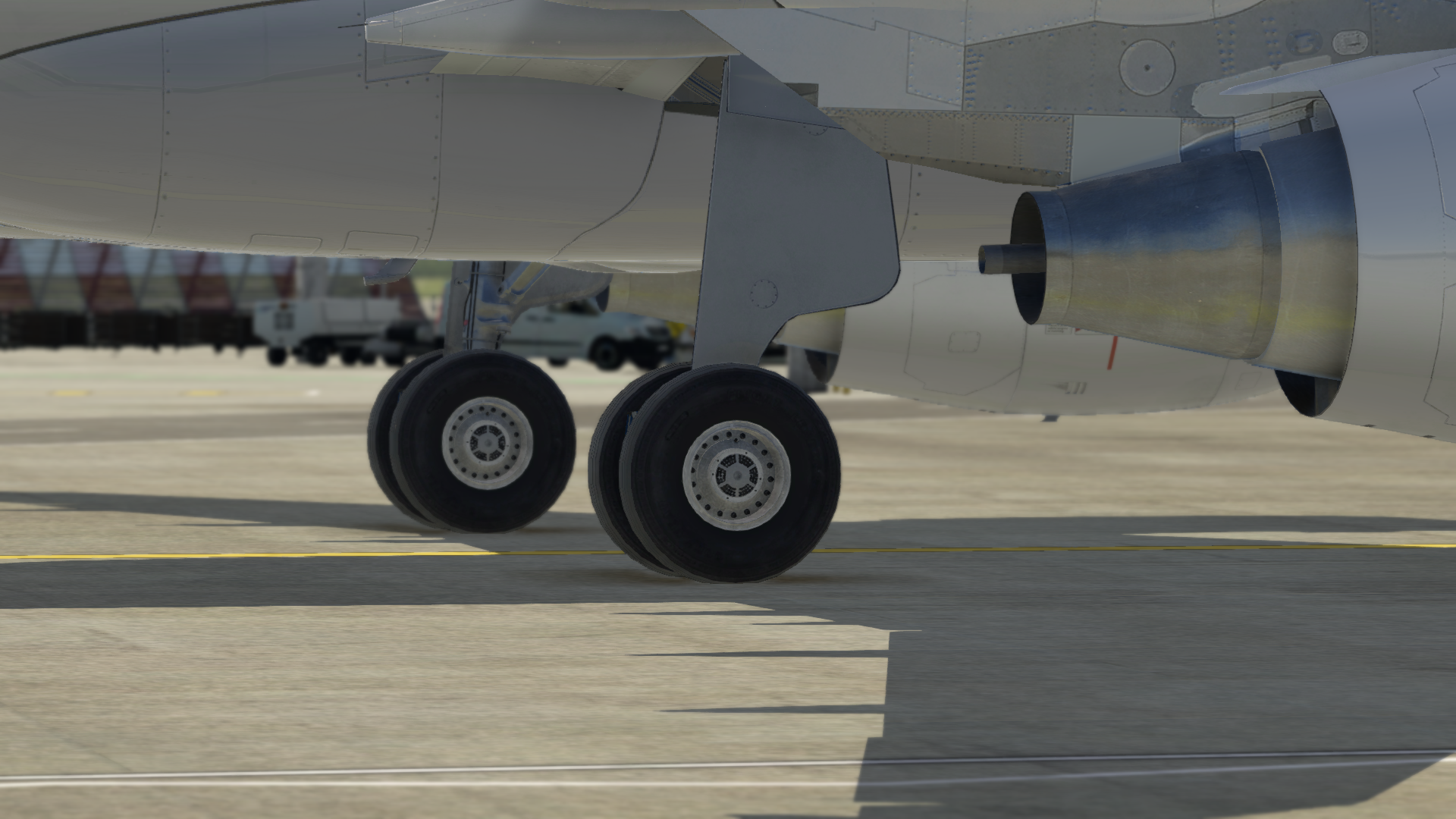 Blue Sky Star Simulations' FF A320 Sound Pack: V1 5 Details