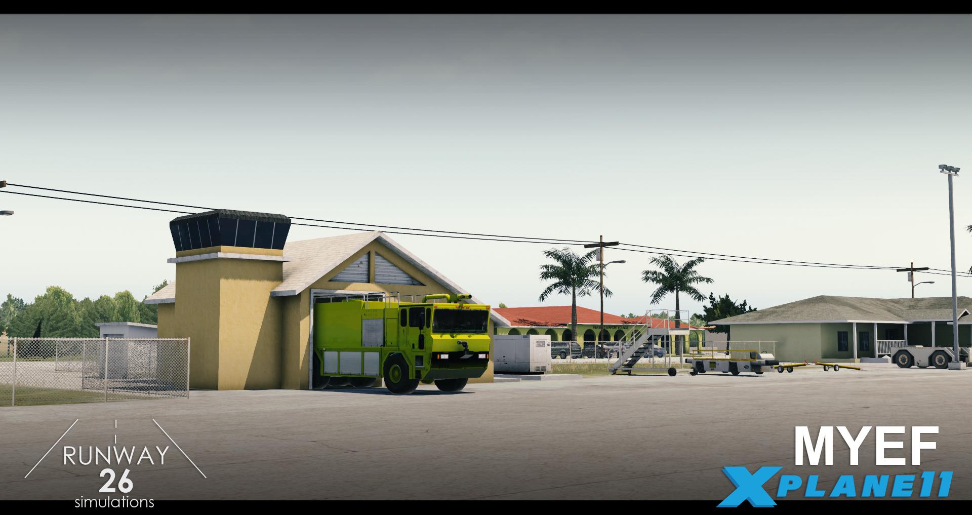 Runway 26 Simulations Release Exuma International Airport