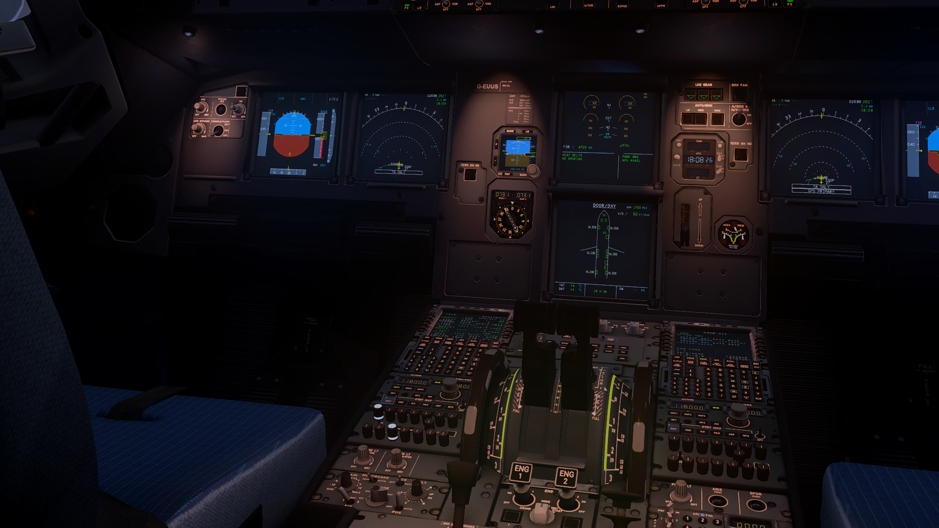 Flight Factor A320 Sound Pack by Blue Sky Star Updated | Threshold