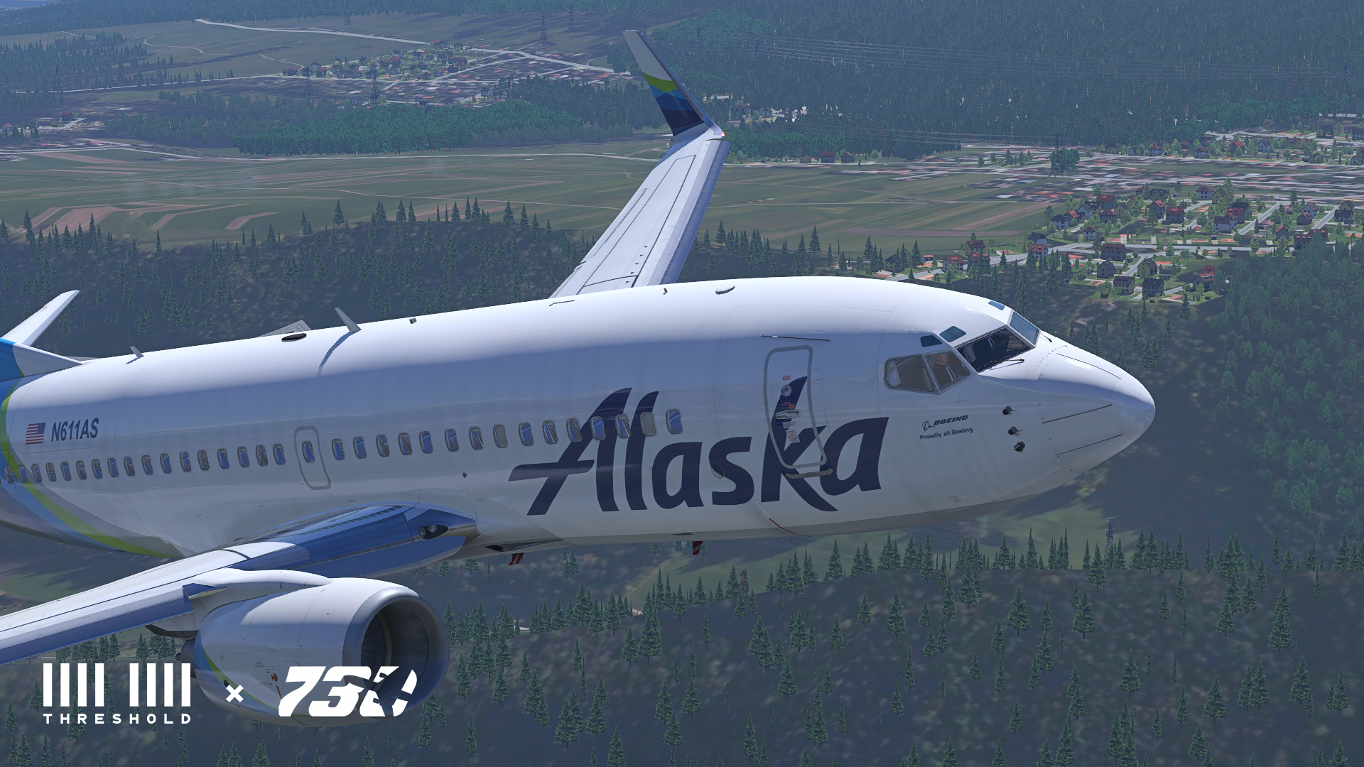 Threshold Exclusive: Ultimate 737-700 Preview Thread | Threshold