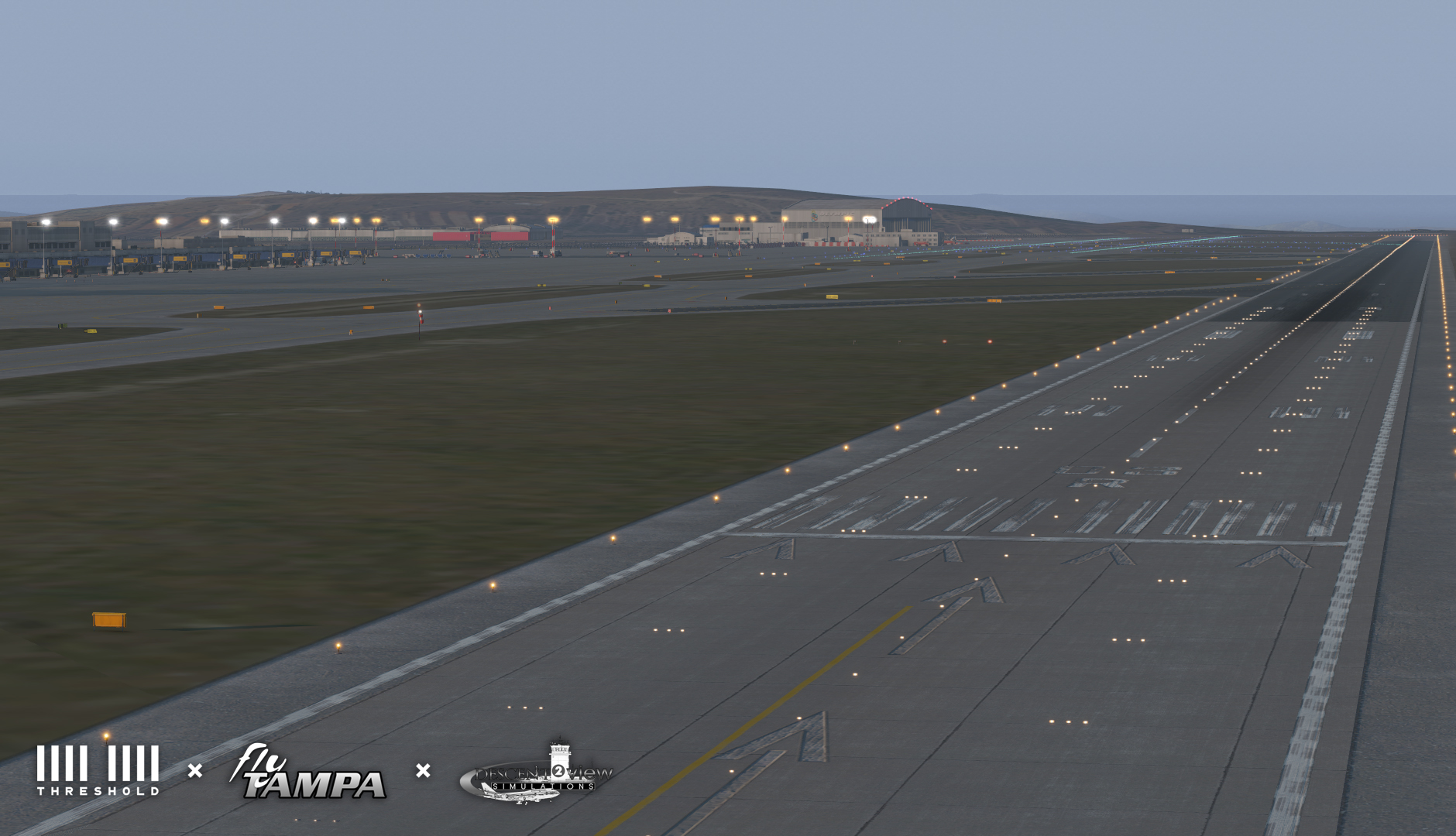 Threshold Exclusive: FlyTampa/Descent2View Simulations