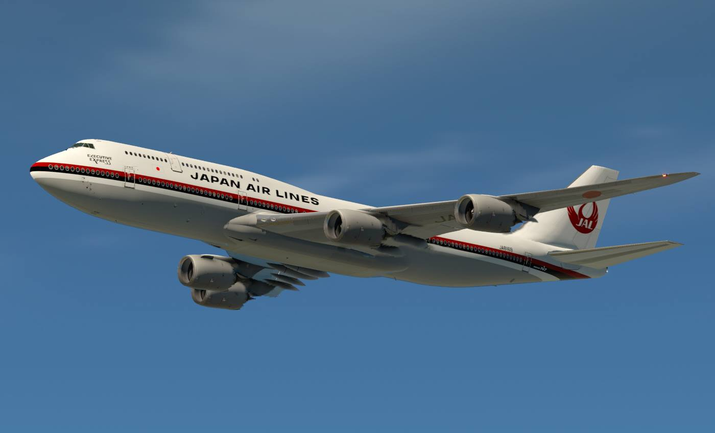 SSG 747-8 Series Updated to v1 9 2 | Threshold