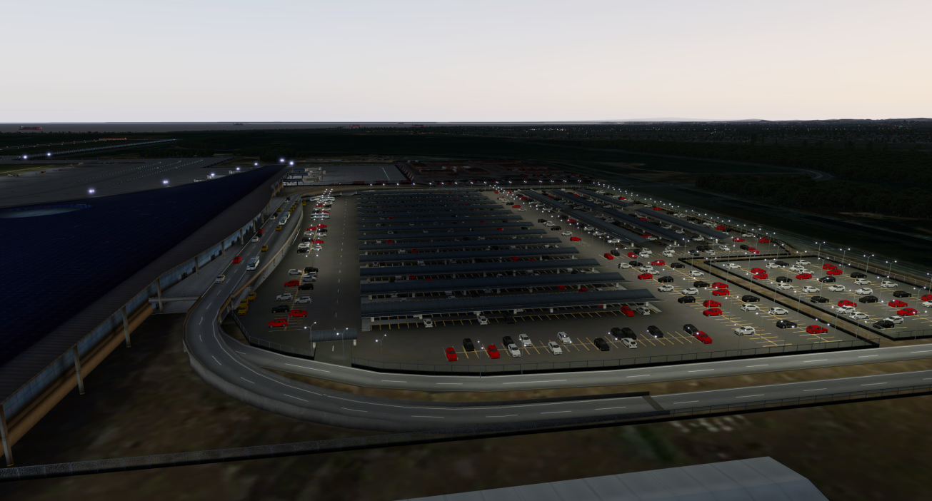 Tocumen International Airport (MPTO) Released by FSimStudios