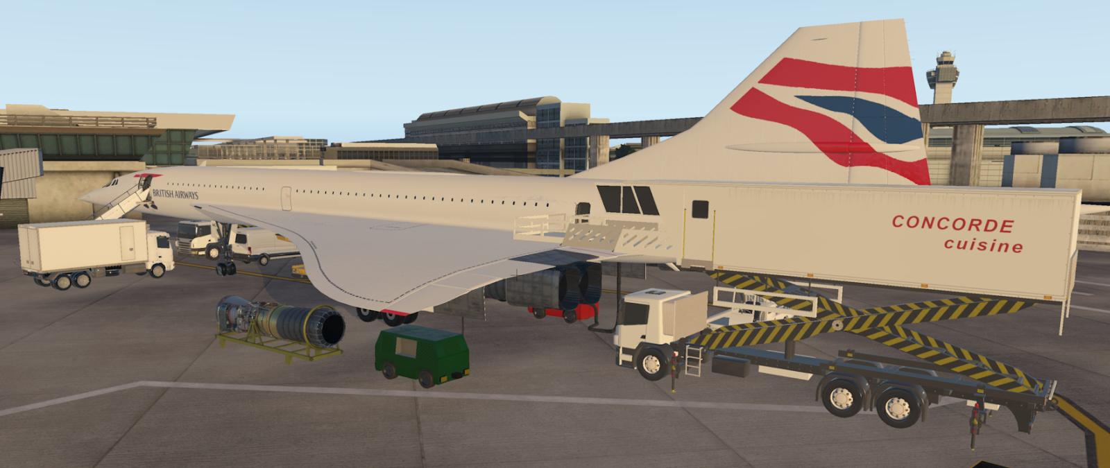 Aircraft Ground Operations