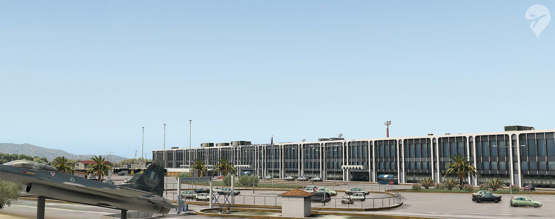 Flight Sim Development Group's Heraklion (LGIR) Coming to X