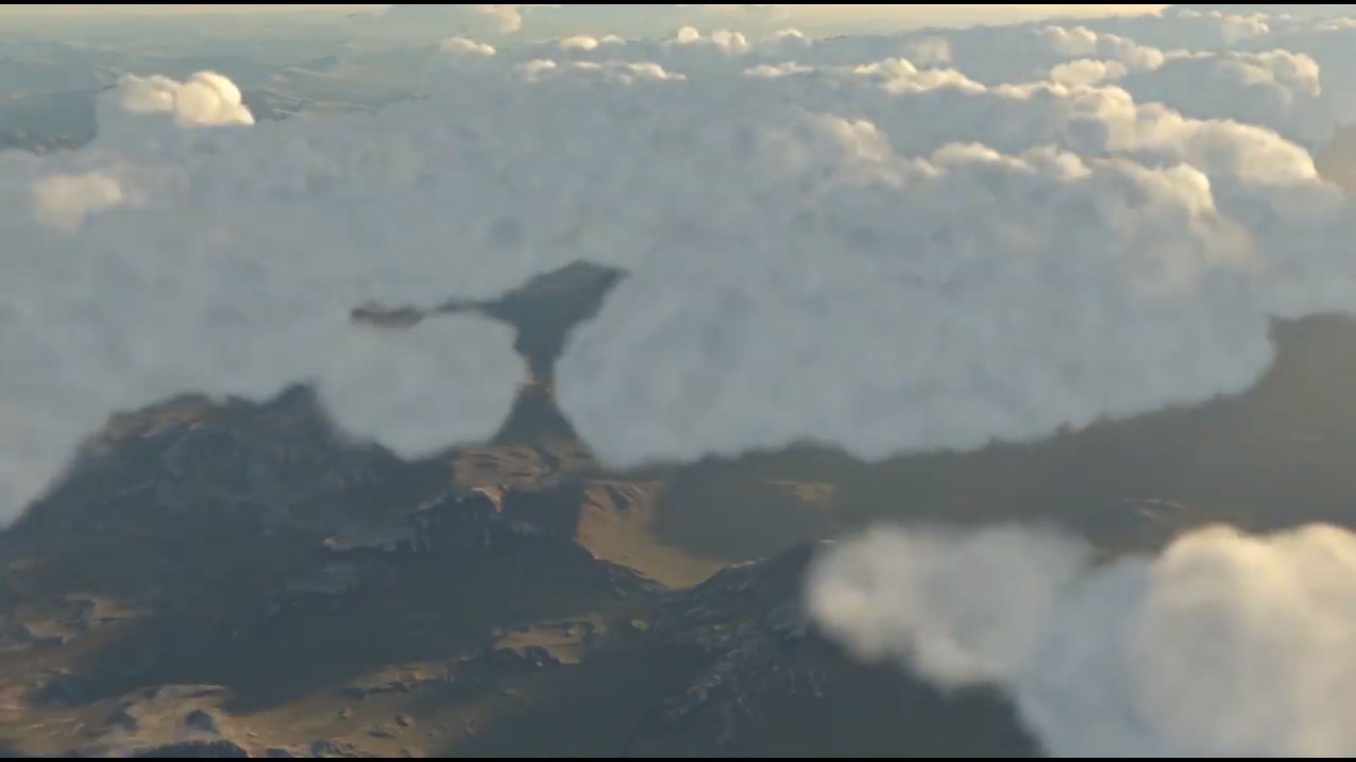 First Look at Ultra Weather XP V3 0's Volumetric Clouds