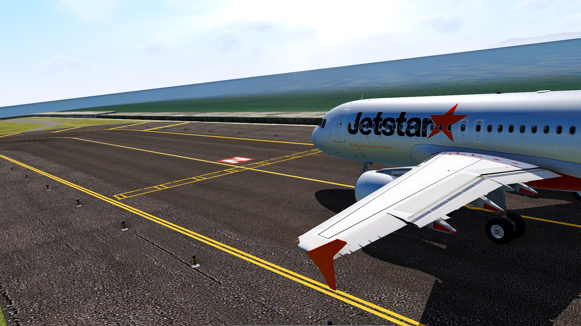 New Flight Factor A320U Beta