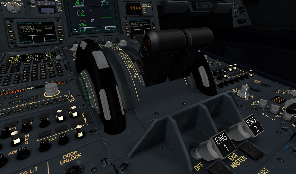 JARDesign Releases A330 Version 3 2r1 | Threshold