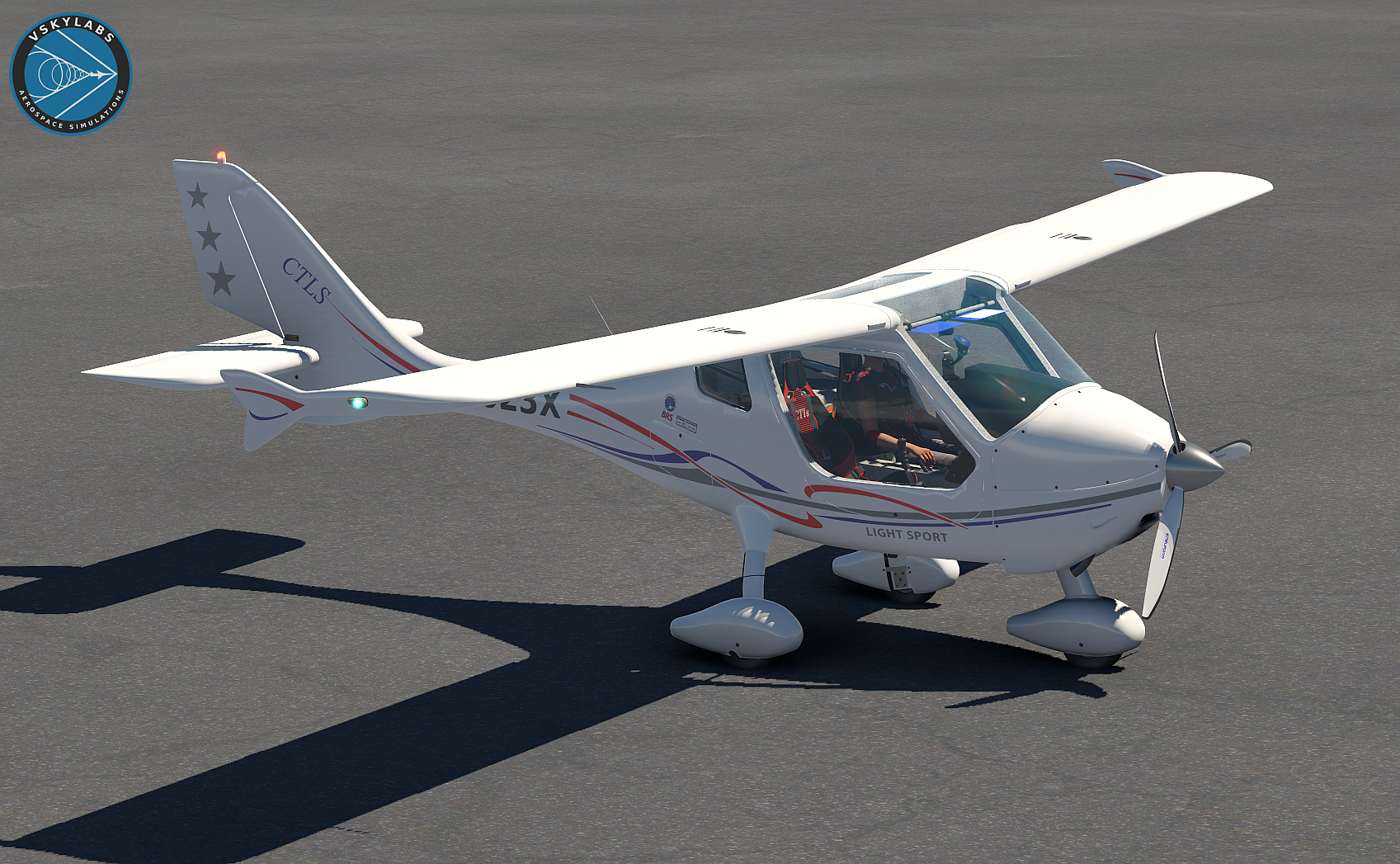 VSKYLABS Releases Flight Design CTLS Project | Threshold