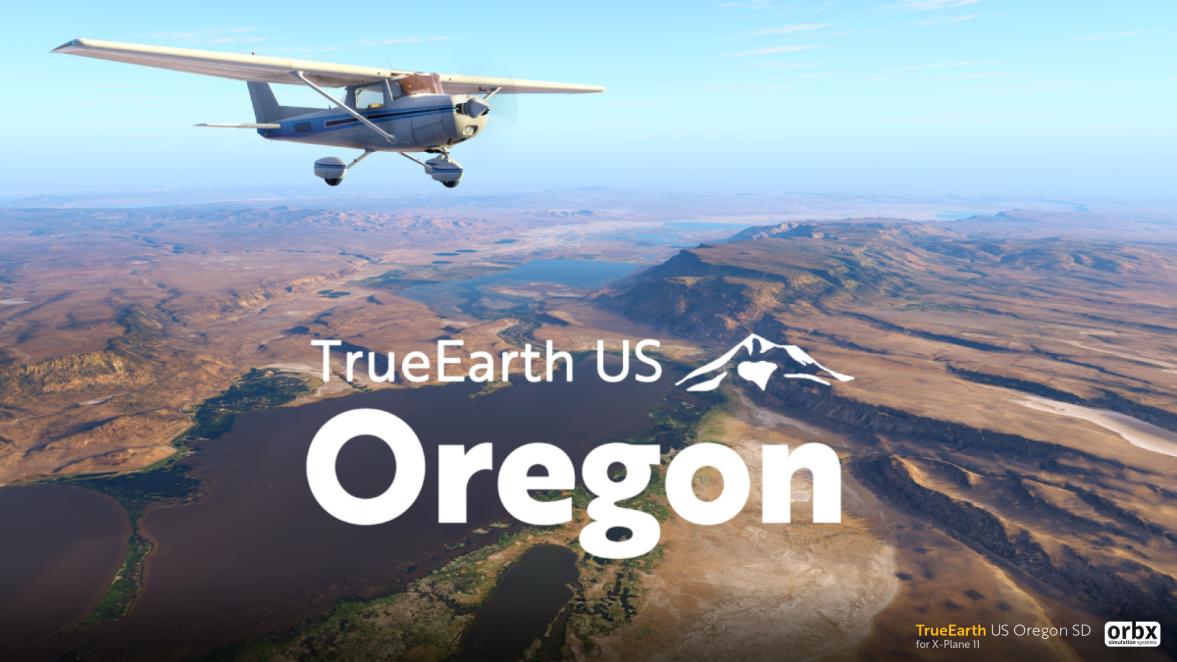 Orbx Formally Announces TrueEarth US Oregon