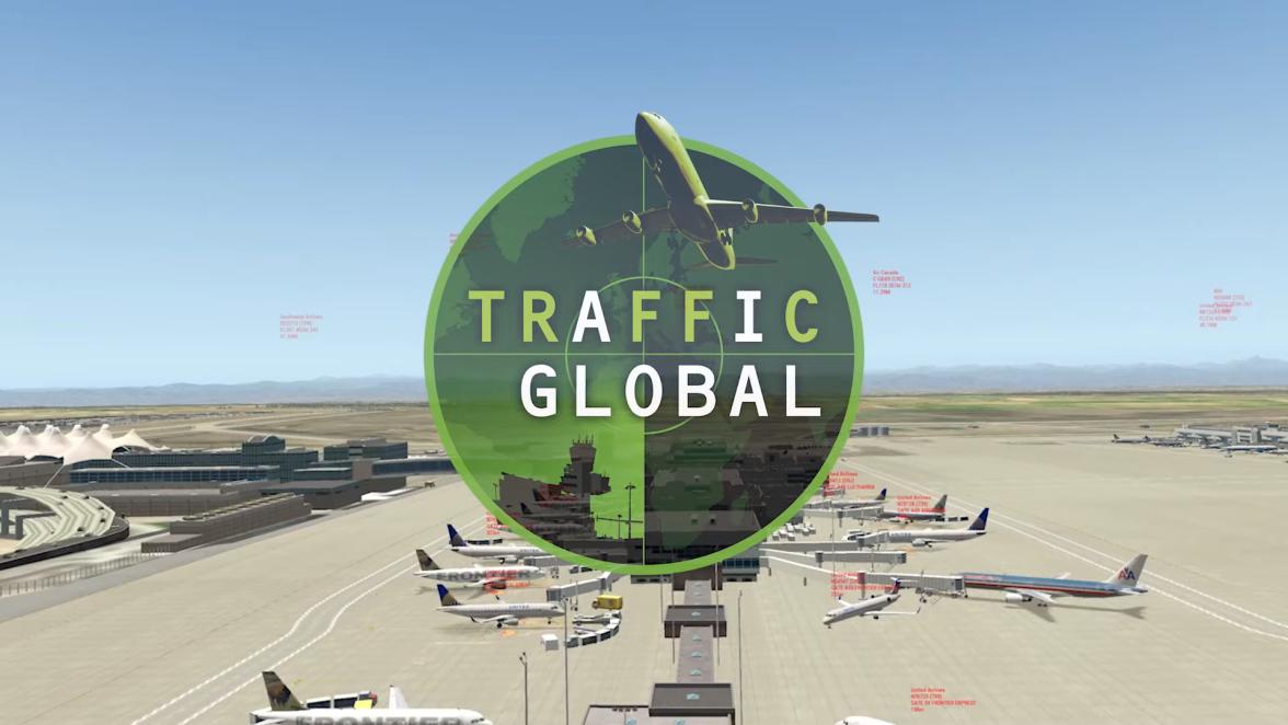 New Just Flight Traffic Global Work In Progress Video