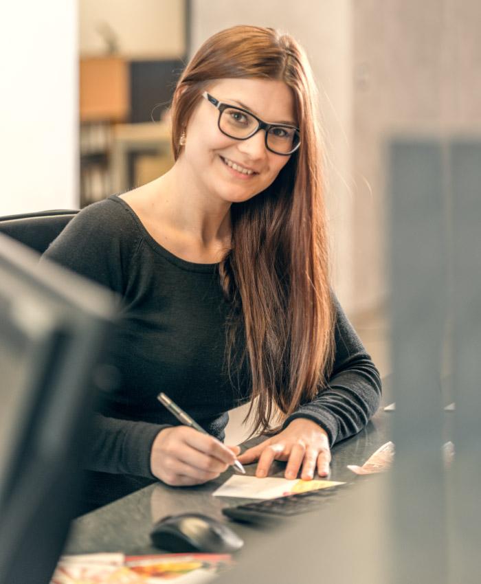 SCHMITTS Backstube Kaufmann/frau für Büromanagement