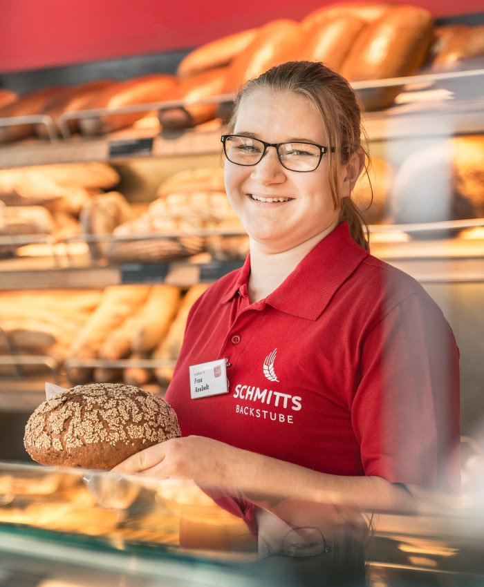 SCHMITTS Backstube Bäckerei-Fachverkäufer/in