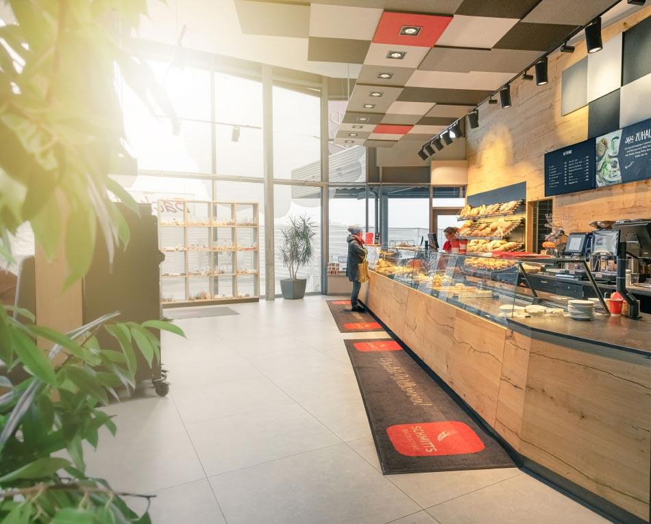 Bäckeria Bad Neustadt erstrahlt in neuem Glanz