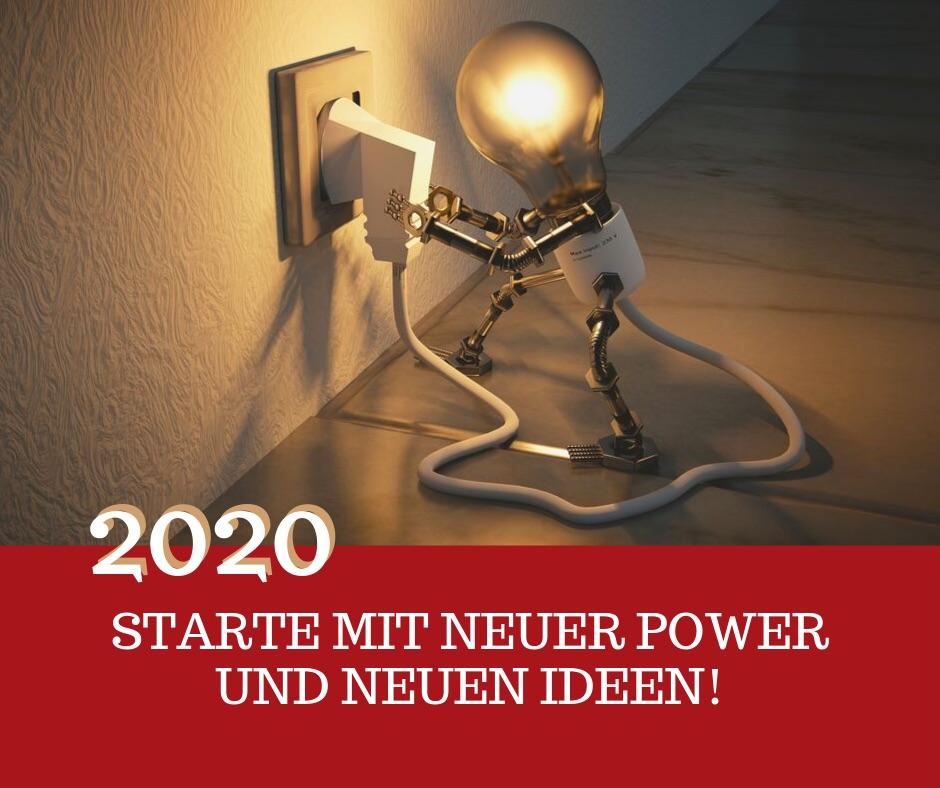 Impulsabend 2020 - Starte mit neuer Power und neuen Ideen