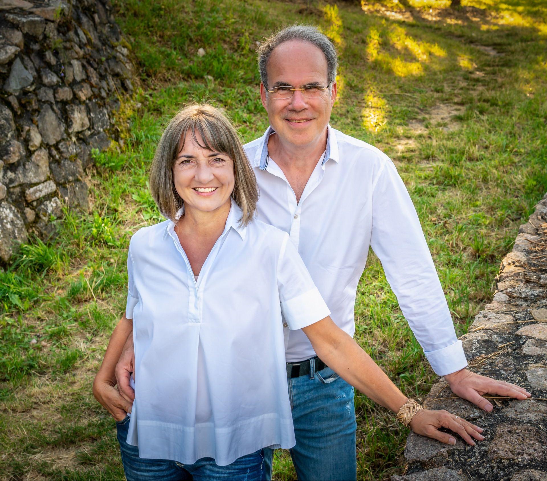 Über Marion und Martin Bermeiser