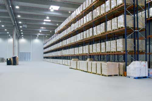 warehouse cleaning in windsor