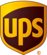 UPS Delivery & Shipping Logo