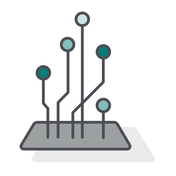 3PL Technology Solution Icon