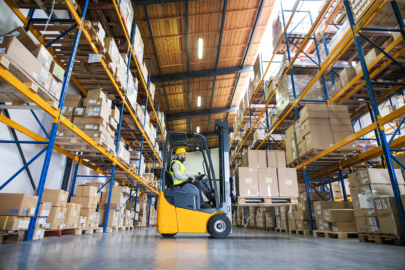 on-demand warehousing for SMBs