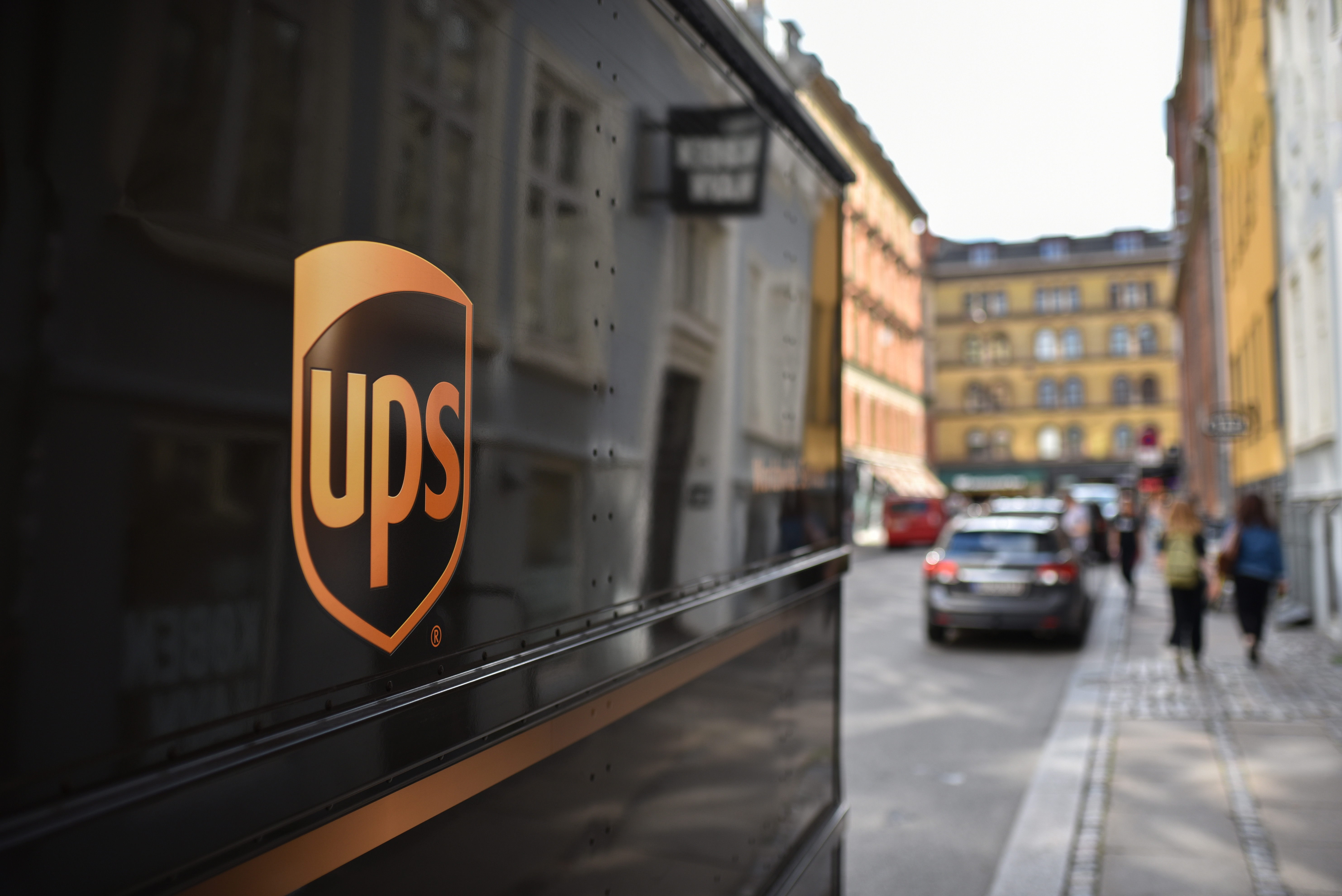 UPS Ground Shipping Options