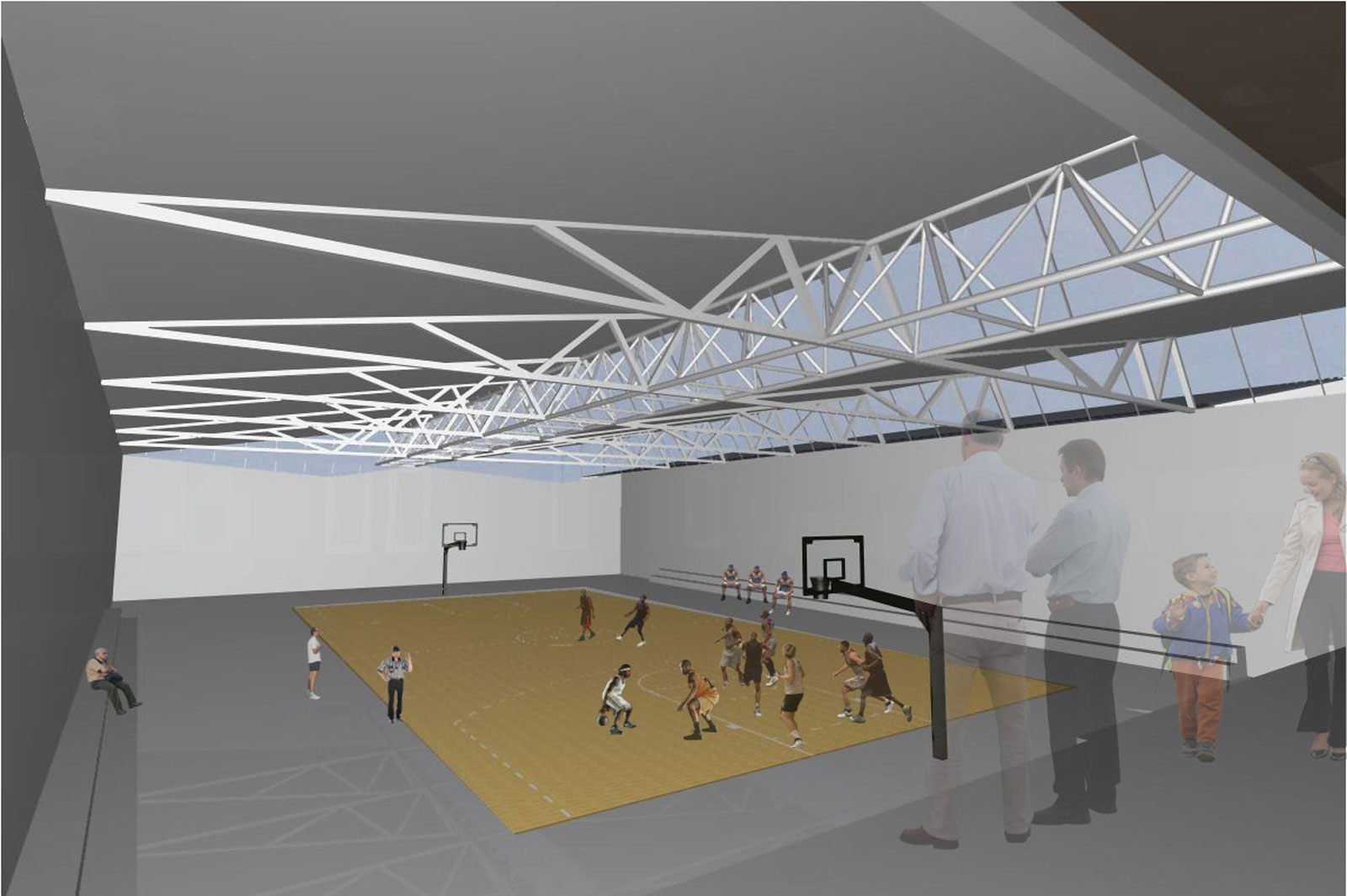 Proposed NFSRA Sports Centre