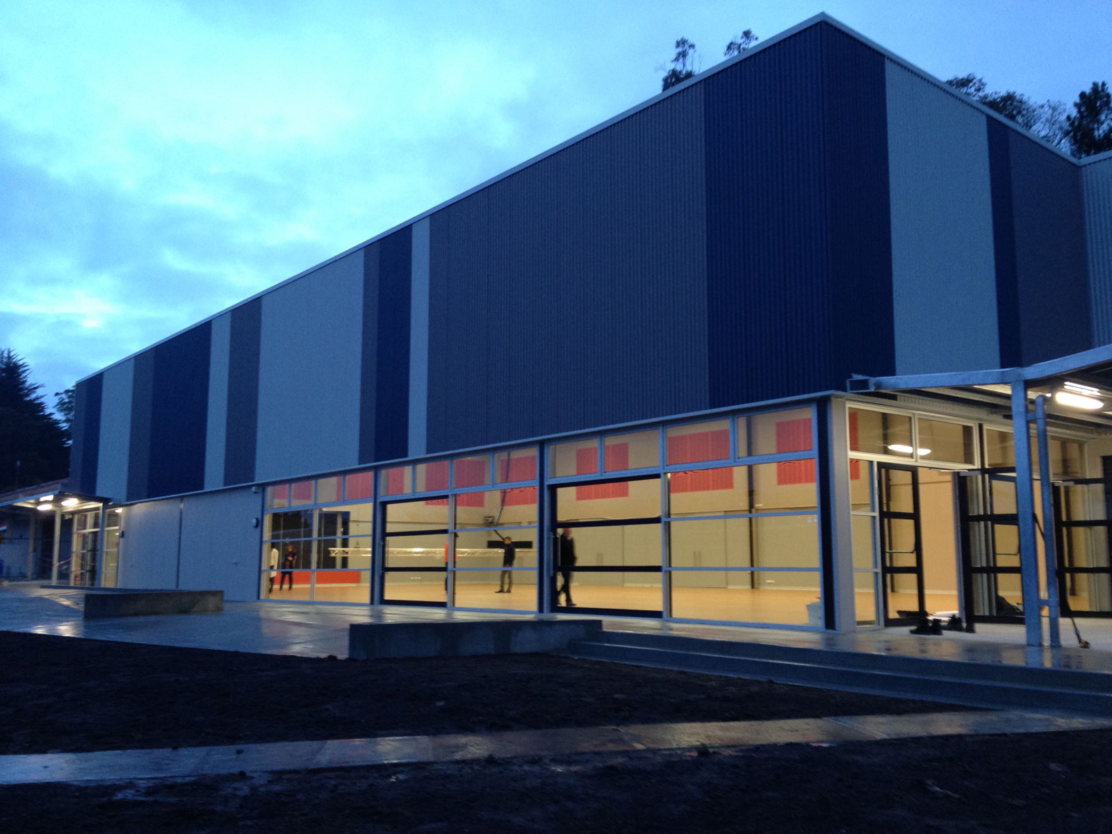 SportsHalls/Gymnasiums