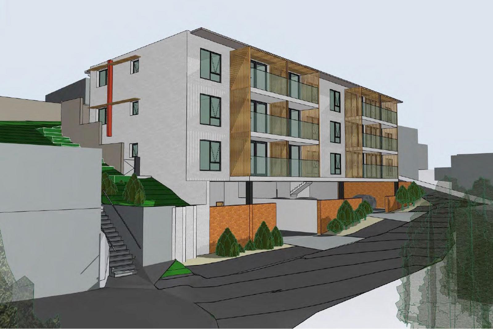 Sandy Bay Apartments
