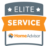sky window cleaning is an elite service on homeadvisor