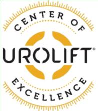 Urolift Center of Excellence Award