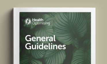 General guidelines document mockup