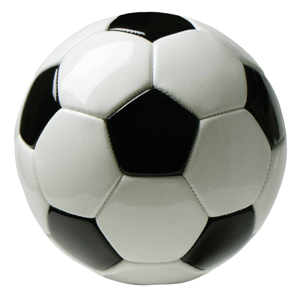 A picture of a soccer ball.