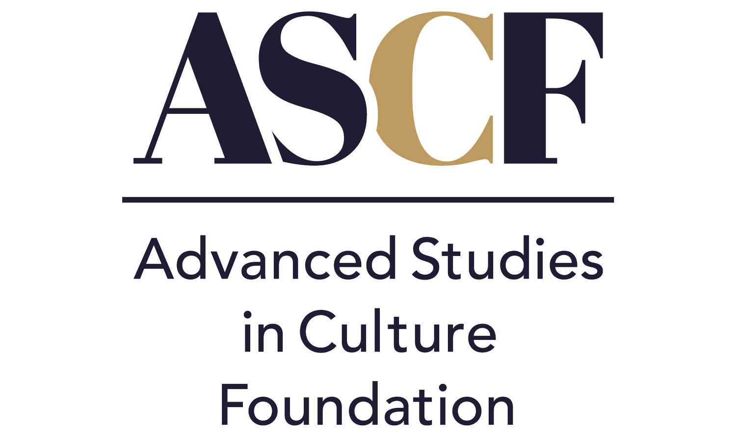 Advanced Studies in Culture Foundation logo