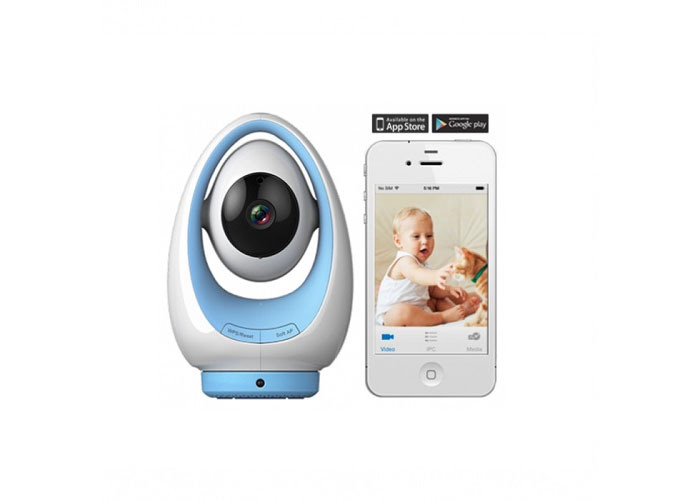 FosBaby P1 (Plug&Play) 1.0 Megapixel (Supports PTZ)