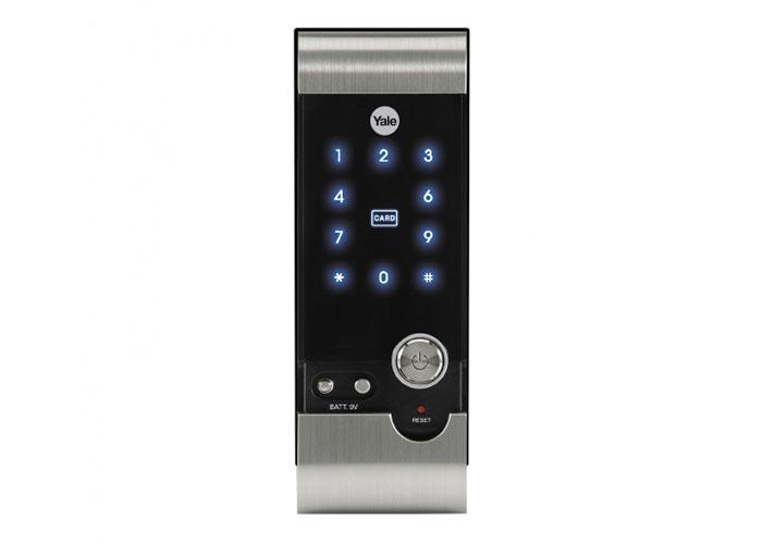 Hi Tech RF Card Digital Door Lock (Rim Lock)