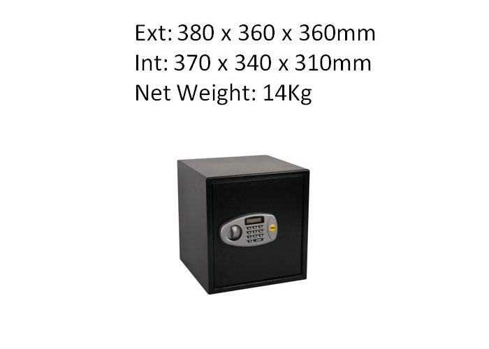Yale Standard Digital Safe (File Sized)