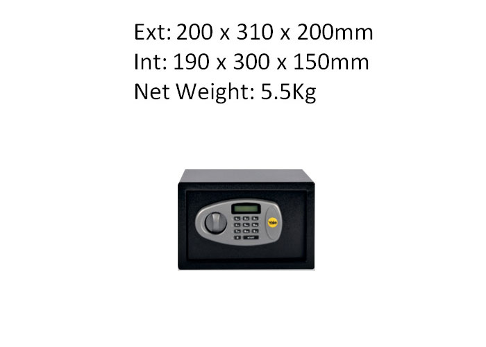 Yale Standard Digital Safe (Home)