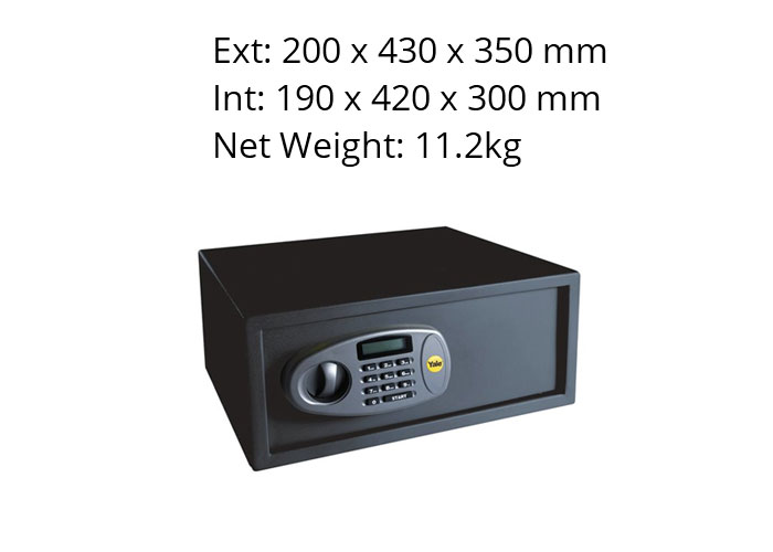 Yale Standard Digital Safe (Laptop)