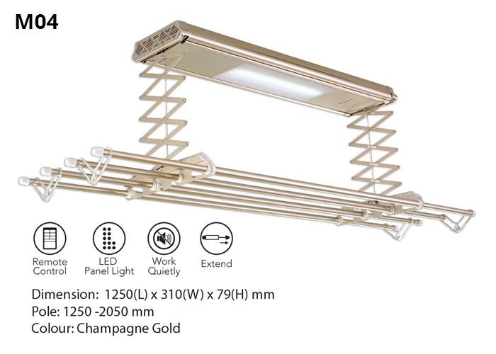 Smart Hanger Model 04