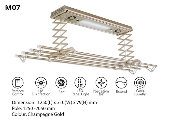 Smart Hanger Model 07
