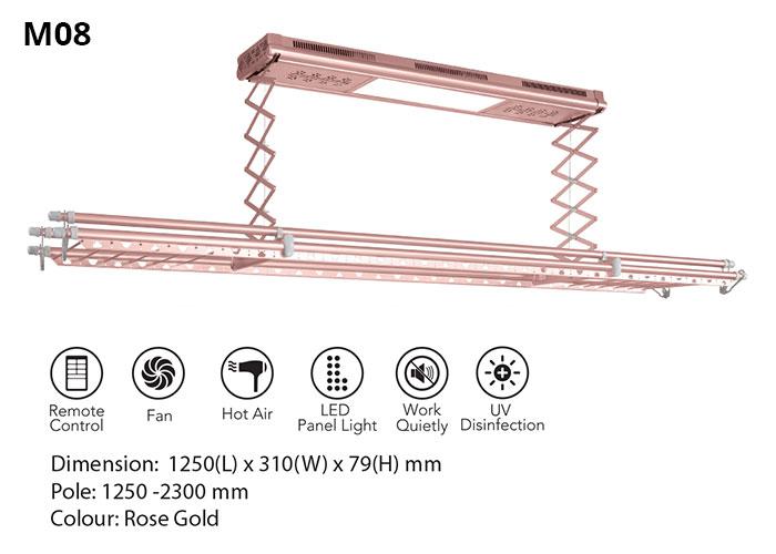 Smart Hanger Model 08