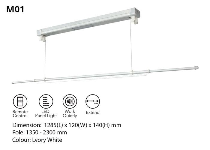 Smart Hanger Model 01