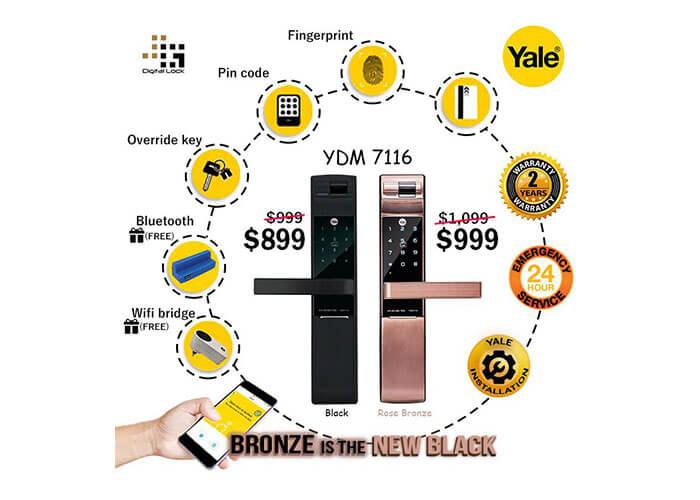 YDM 7116B