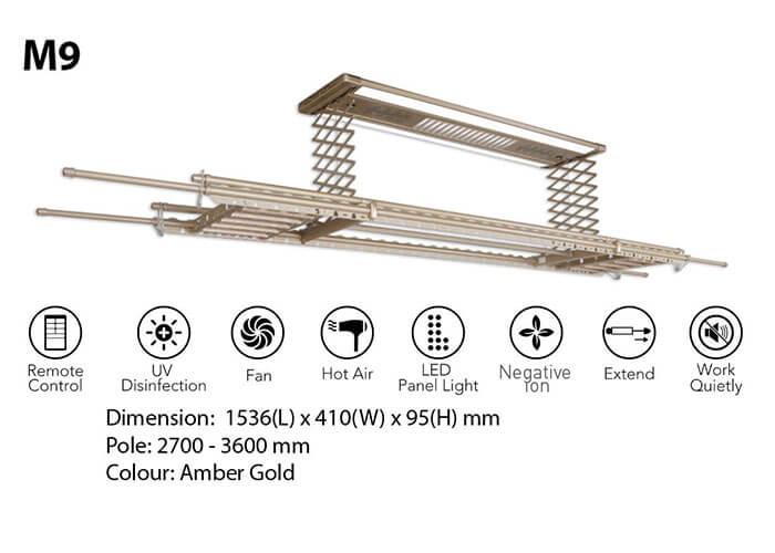 Smart Hanger Model 09