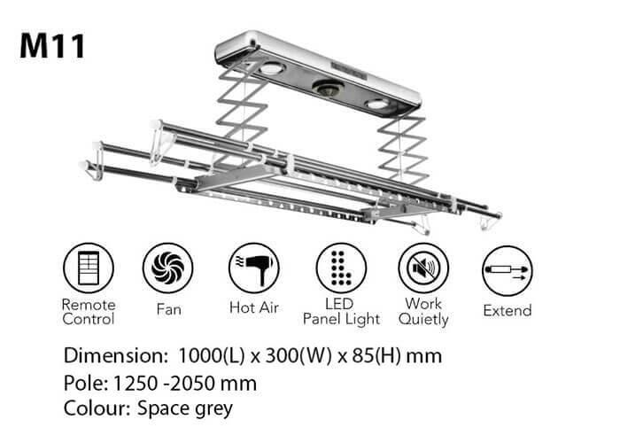 Smart Hanger Model 11