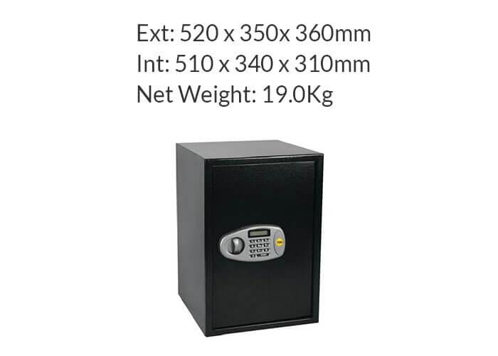 Standard Safe Large Sized